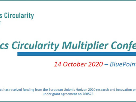 Plastics Circularity Multiplier Conference Postponed - NEW DATE CONFIRMED