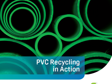 NEW: PVC Recycling in Action