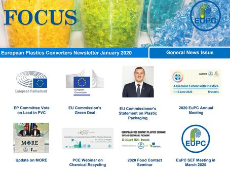 EuPC FOCUS, January 2020 - General Issue