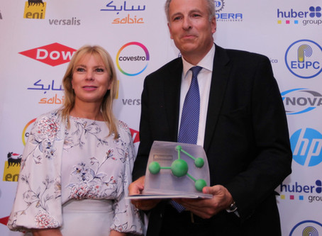 Vynova wins twice at Best Polymer Producers for Europe Awards