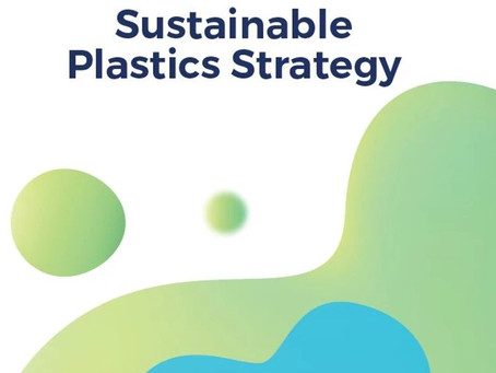 Report Issued on Innovation Solutions Contributing to Plastic Sustainability Goals