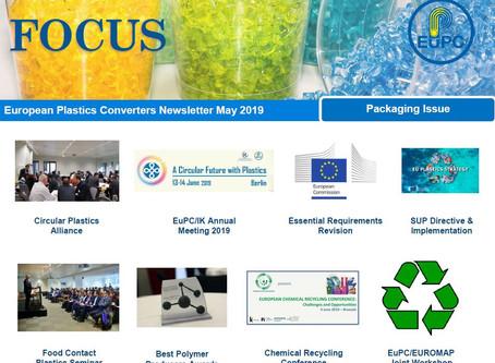 EuPC FOCUS, May 2019 - Packaging