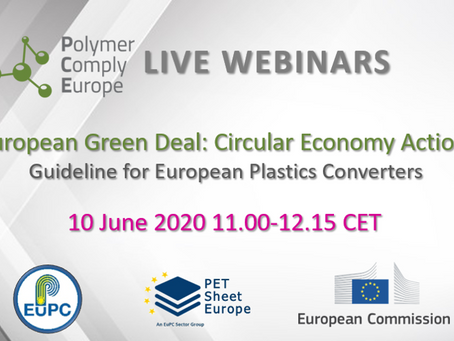 Circular Economy Action Plan: Guideline for European Plastics Converters