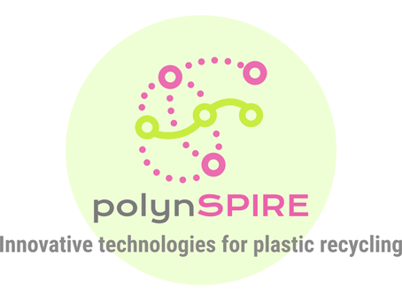 Innovative technologies towards a more efficient and sustainable plastic recycling - polynSPIRE