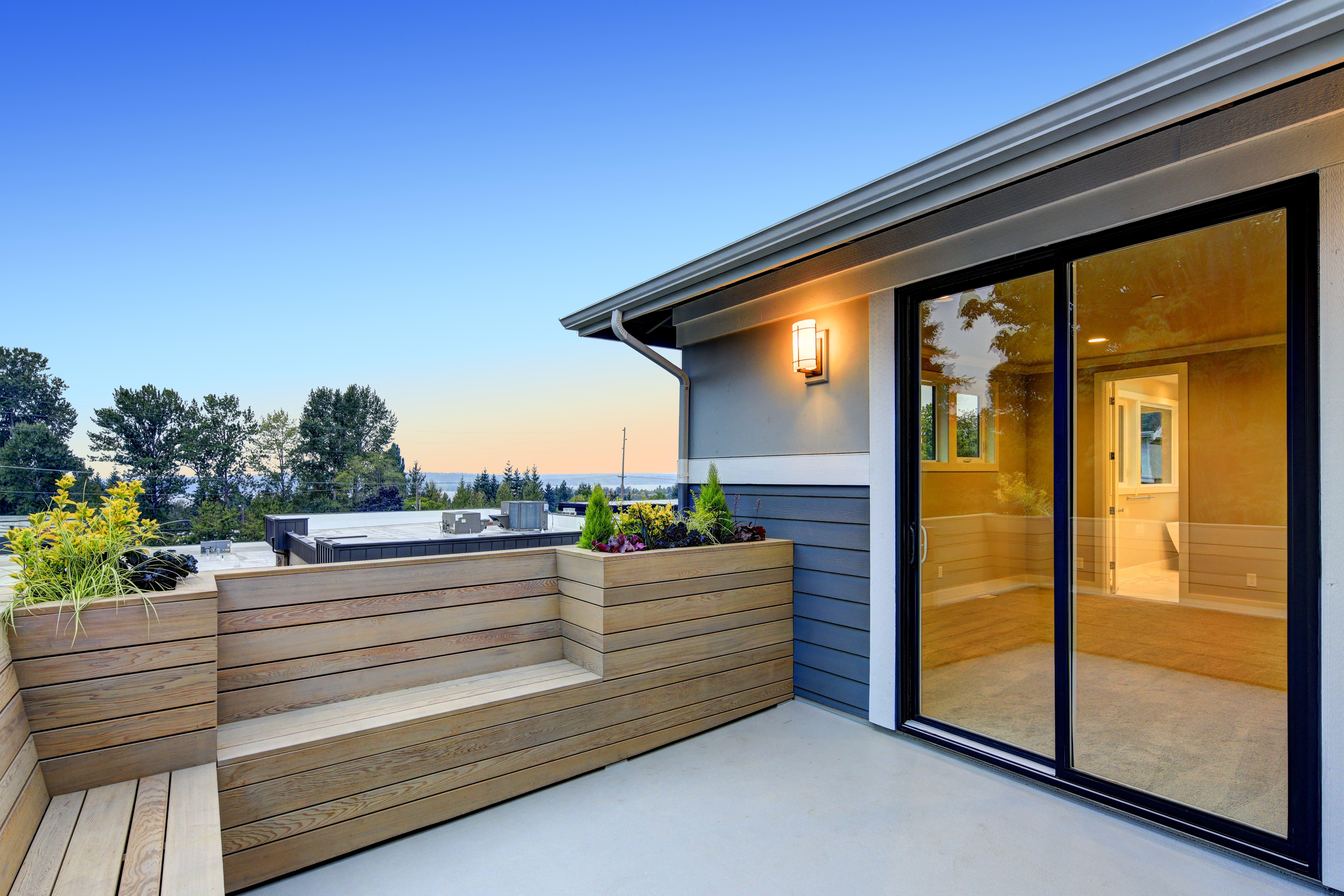 Outdoor Flooring (Shutterstock)