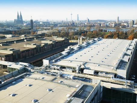 Exhibition Halls koelnmesse, Cologne