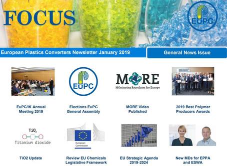 EuPC FOCUS, June 2019 - General Issue