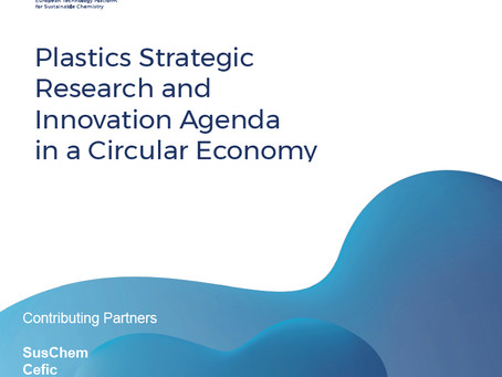 Plastics Strategic Research and Innovation Agenda in a Circular Economy