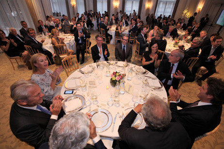 Gala Dinner at A Circular Future with Plastics