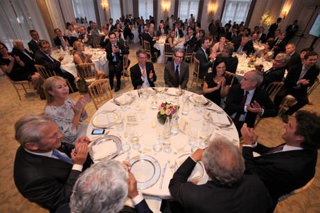 Gala Dinner at A Circular Future with Plastics