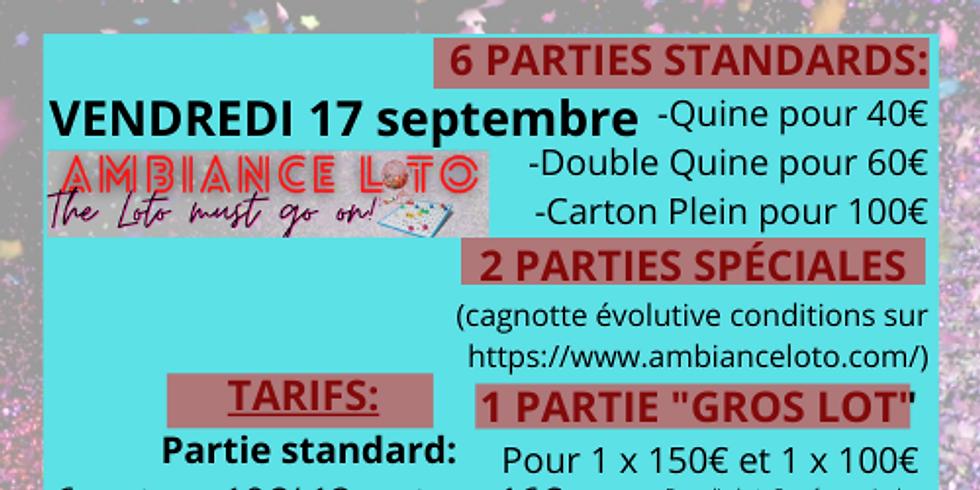 Loto Pôle Cyclisme Saumurois (17 septembre)