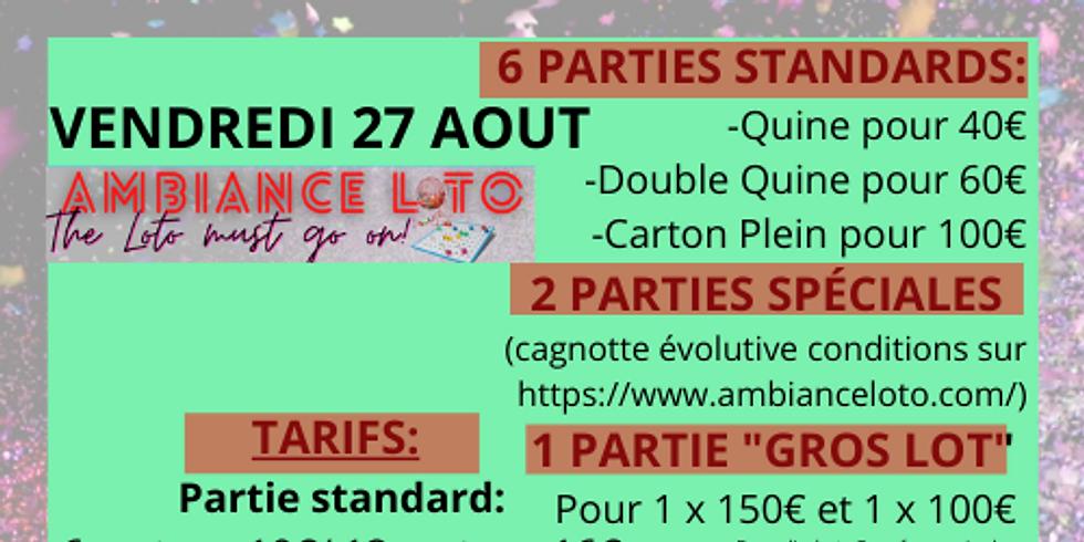 Loto Fédération Sportive et Gymnique du Travail pôle cyclisme 27 août