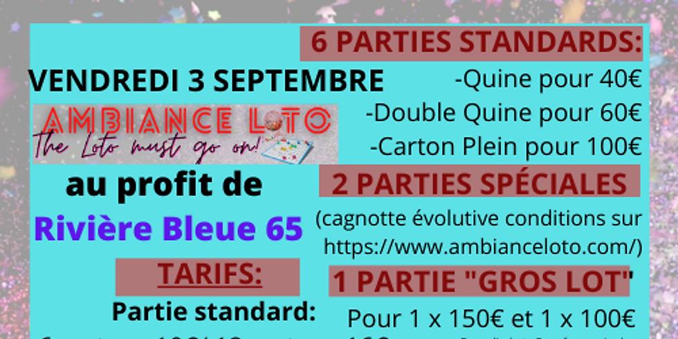Loto Rivière Bleue 65 (3 septembre)