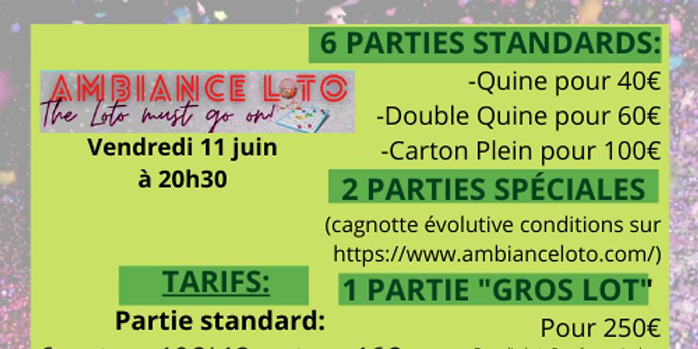 Loto Fédération Sportive et Gymnique du Travail de la Sarthe -Pôle Cyclisme