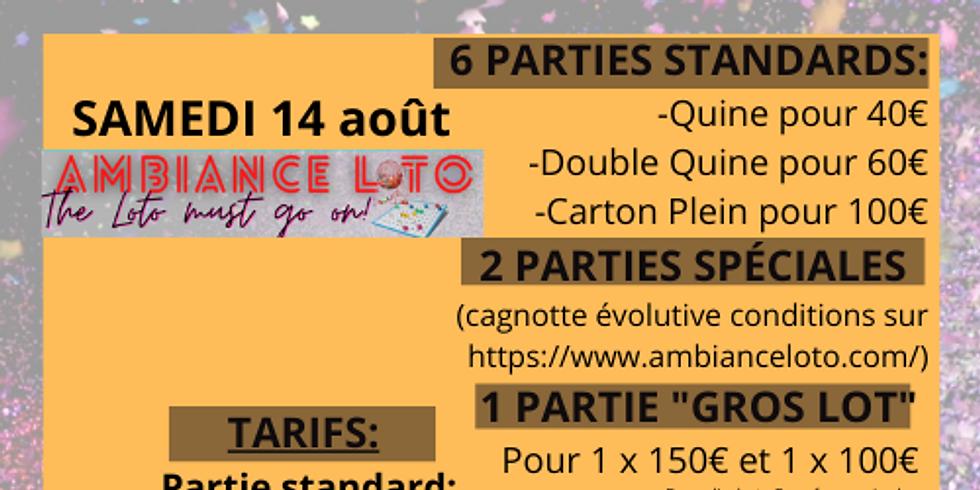 Loto Pôle Cyclisme Saumurois (14 août)