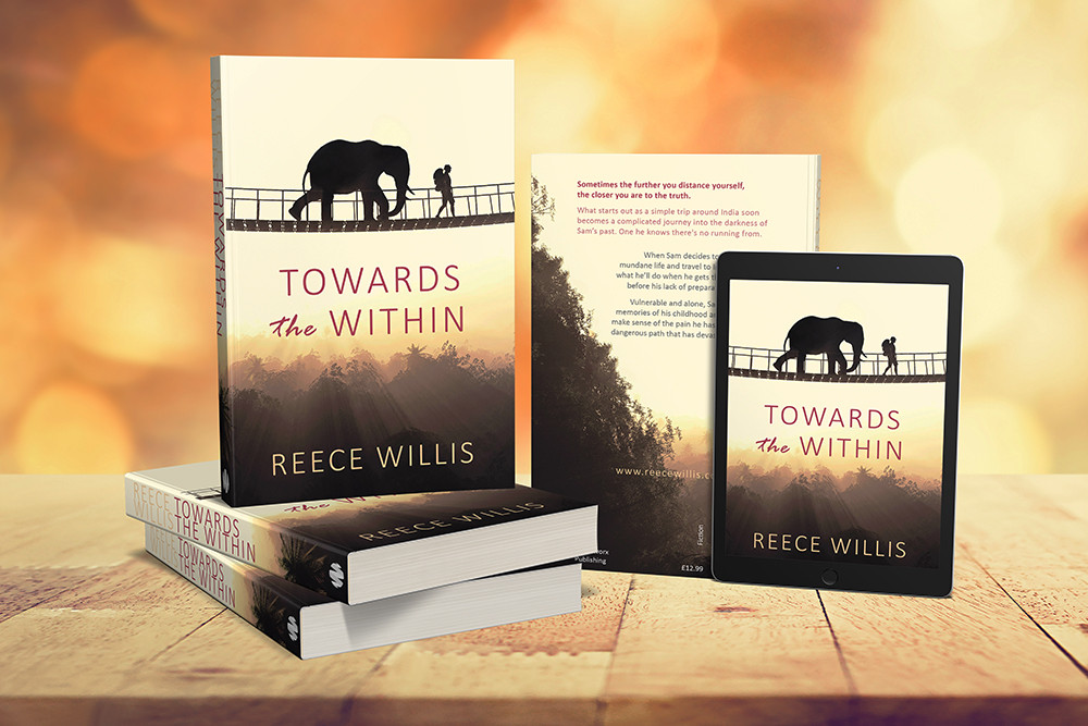 Towards The Within is available now in paperback and on Amazon Kindle
