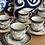 Thumbnail: 8 tazas café, porcelana oriental
