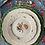 Thumbnail: Bajoplato verde manzana mimbre, 32 cm