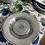 Thumbnail: 6 platos hondos vintage vidrio