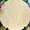 Thumbnail: 6 Bajoplatos parra  color ocre, cerámica portuguesa