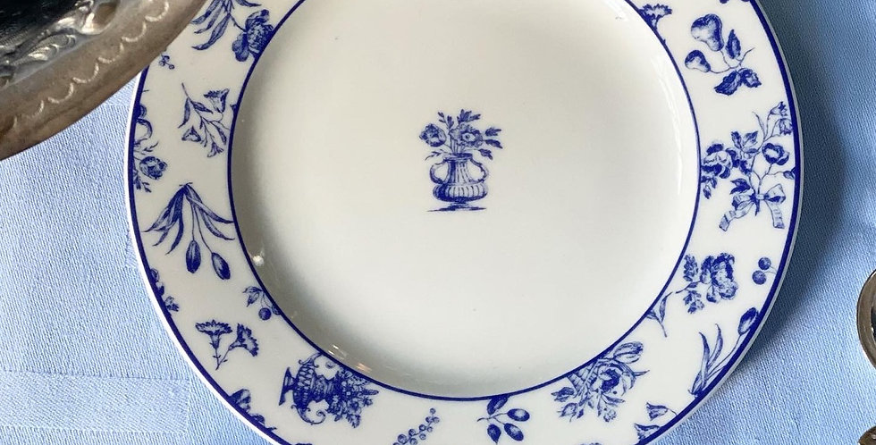 Plato del pan , Porcelana Vista Alegre , Producto Nuevo