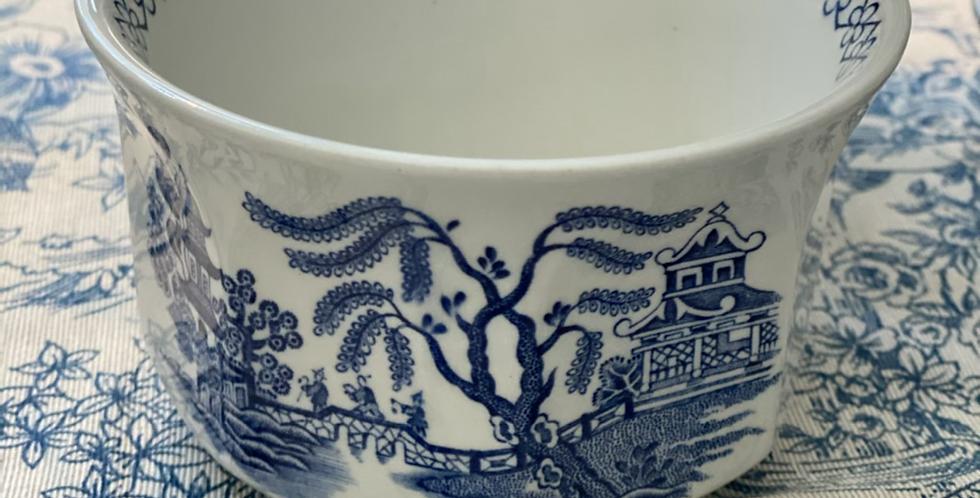 Azucarero, porcelana inglesa