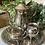 Thumbnail: Juego de café plata inglesa ( no incluye bandeja) , Circa 1945