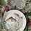 Thumbnail: 6 platos llanos ingleses, Circa 1930