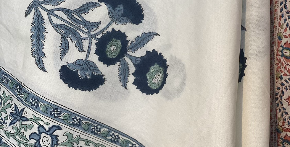 Mantel indio 270 x1,80 cm