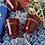 Thumbnail: 6 Copas rojas hoja agua