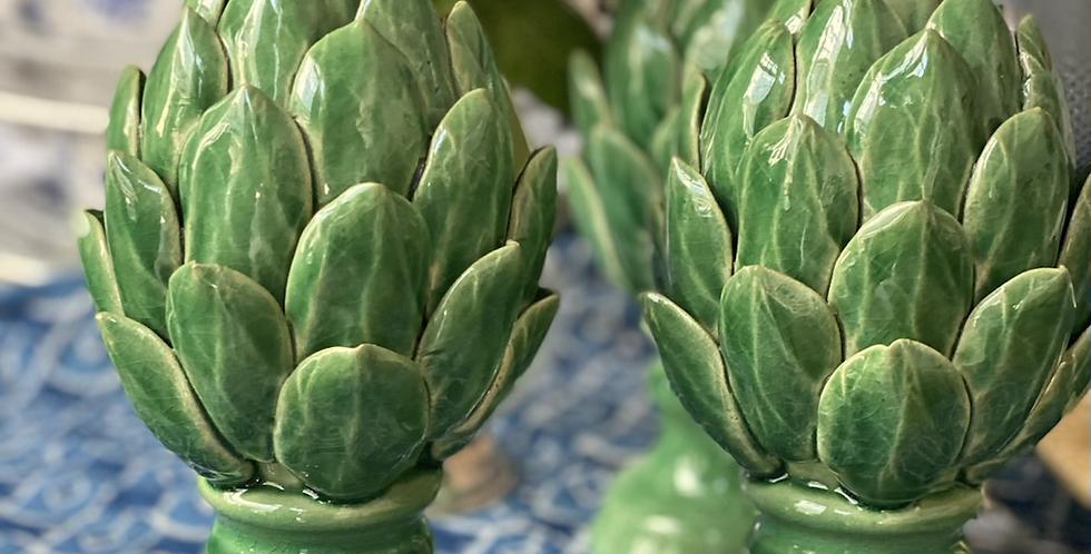 Figuras alcachofa 20 cm