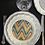 Thumbnail: Nueva colección Cofre 4 platos, cerámica francesa  23,6 cm