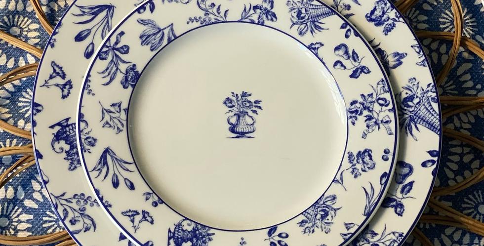 Plato postre porcelana de Vista Alegre, producto Nuevo