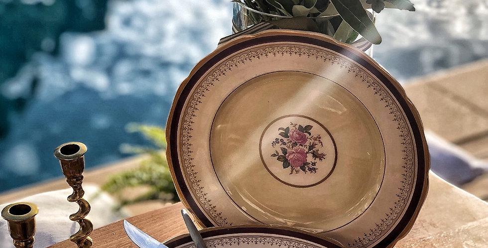 6 platos llanos , Bavaria
