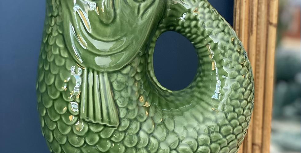 Jarra pez, cerámica portuguesa