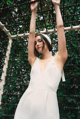 Friederika Jumpsuit, Head over heel Headband