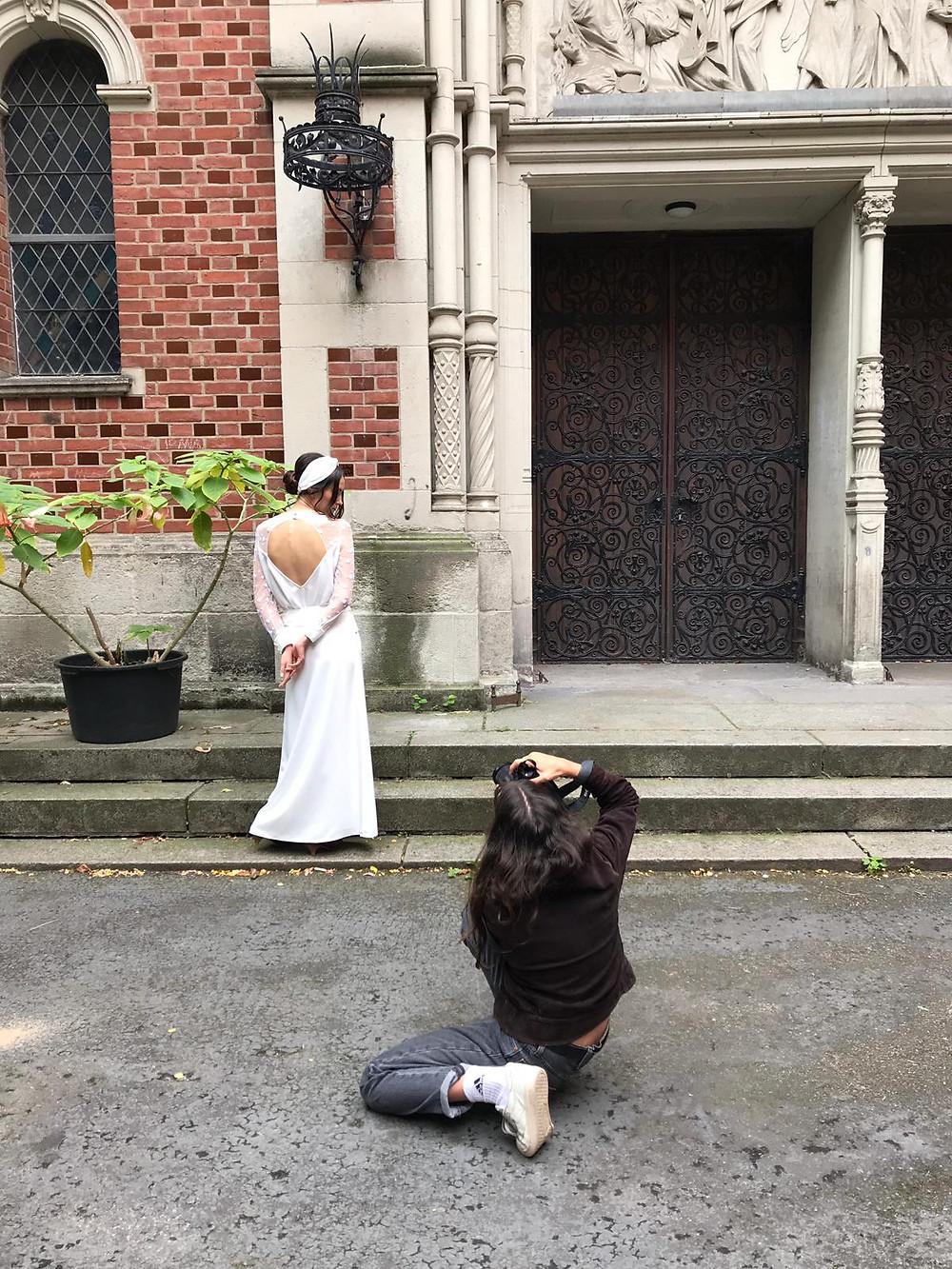 Shooting at church
