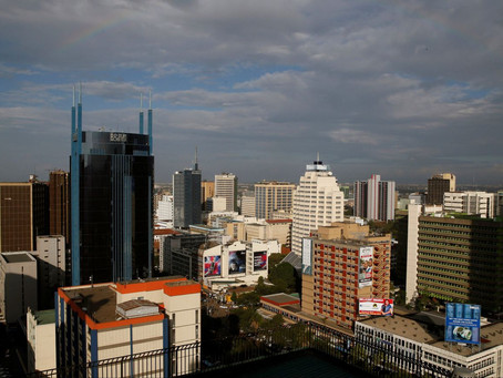"""Kenya's newest tech hubs are sprouting outside its """"Silicon Savannah"""" in Nairobi"""