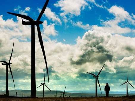 Scotland's wind turbines cover all its electricity needs for a day