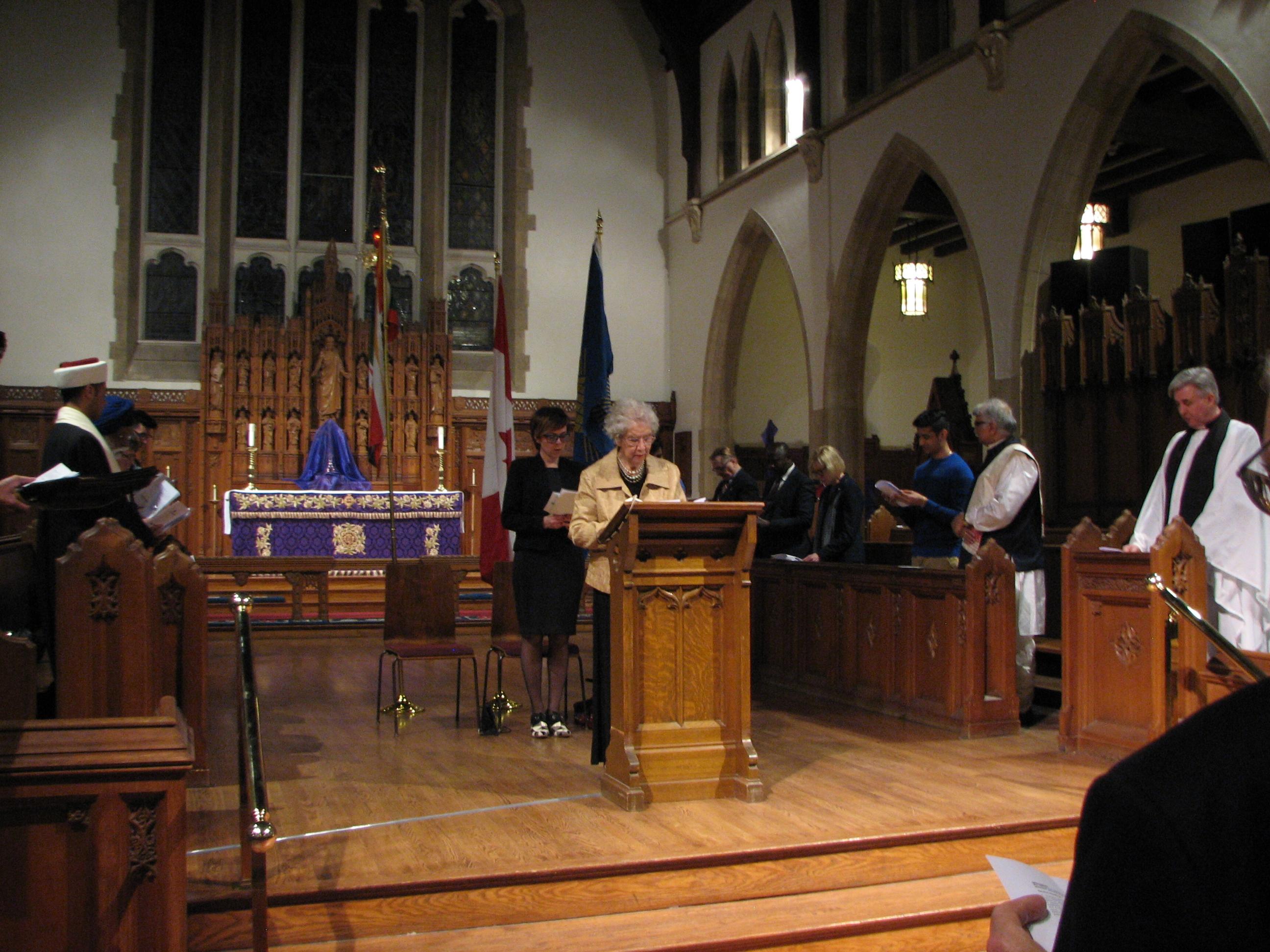 Interfaith 2016