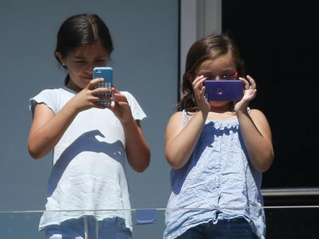 Seismic shift in kids' media use to mobile