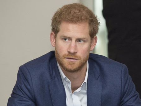 Prince Harry and the fallen Danish soldier who inspired the Invictus Games