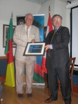 Award Peter Meincke