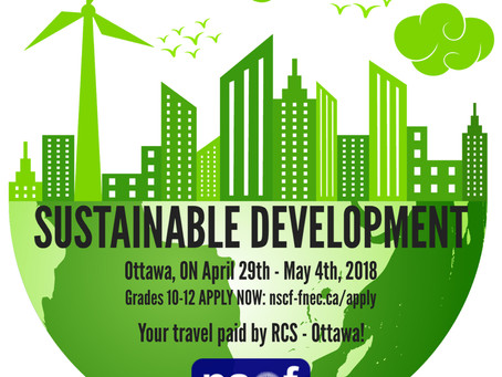 The 46th National Student Commonwealth Forum: Sustainable Development