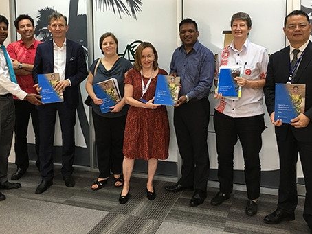 Pacific islands commit to policies that promote youth entrepreneurship