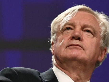 David Davis warns Brussels: You can't pick referee for legal disputes after Brexit