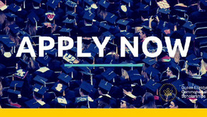Applications for Queen Elizabeth Commonwealth #Scholarships are now open!