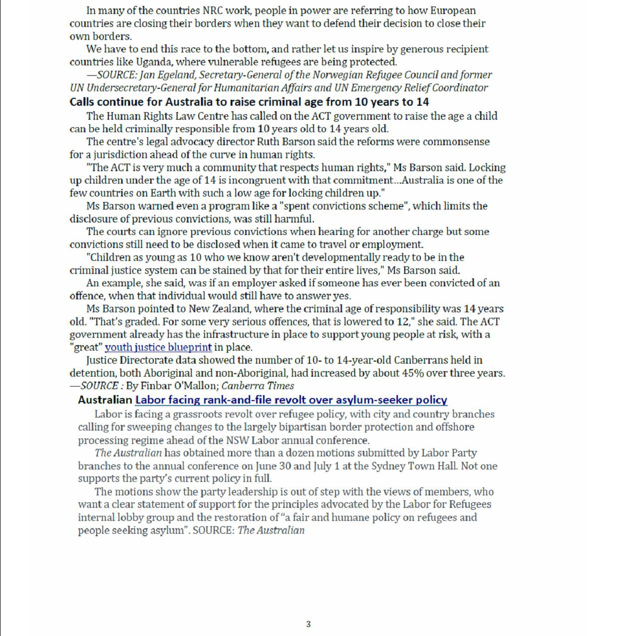 July 2018 Commonwealth Observer 3