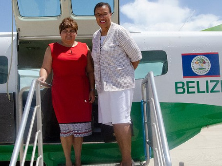 Commonwealth Secretary General visits Belize