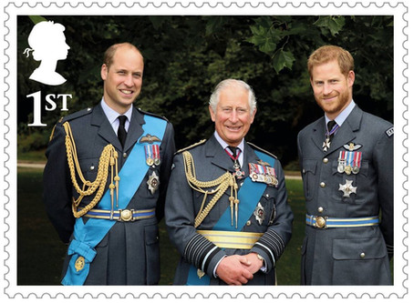 Happy 70th Birthday to HRH The Prince of Wales